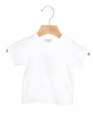 Παιδικό μπλουζάκι Grain De Ble, Μέγεθος 3-6m/ 62-68 εκ., Χρώμα Λευκό, Βαμβάκι, Τιμή 9,64€