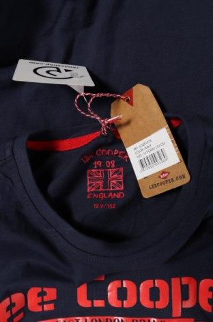 Παιδικό μπλουζάκι Lee Cooper, Μέγεθος 11-12y/ 152-158 εκ., Χρώμα Μπλέ, Βαμβάκι, Τιμή 7,94€