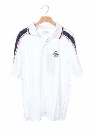 Παιδικό μπλουζάκι Sergio Tacchini, Μέγεθος 13-14y/ 164-168 εκ., Χρώμα Λευκό, Πολυεστέρας, Τιμή 16,24€