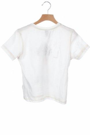 Παιδικό μπλουζάκι Zara Kids, Μέγεθος 7-8y/ 128-134 εκ., Χρώμα Λευκό, 50% βαμβάκι, 50% πολυεστέρας, Τιμή 12,99€