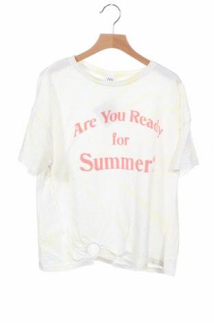 Παιδικό μπλουζάκι Zara Kids, Μέγεθος 12-13y/ 158-164 εκ., Χρώμα Λευκό, Τιμή 10,67€