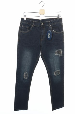 Dětské džíny  Buffalo, Velikost 15-18y/ 170-176 cm, Barva Modrá, 98% bavlna, 2% elastan, Cena  587,00Kč