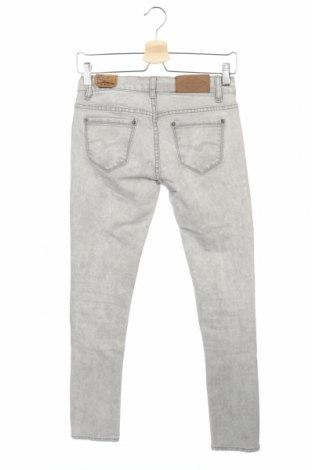 Детски дънки Lee Cooper, Размер 15-18y/ 170-176 см, Цвят Сив, 70% памук, 28% полиестер, 2% еластан, Цена 44,25лв.