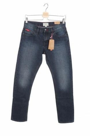 Детски дънки Lee Cooper, Размер 13-14y/ 164-168 см, Цвят Син, 57% памук, 34% полиестер, 9% еластан, Цена 20,65лв.