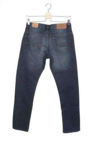 Детски дънки Lee Cooper, Размер 13-14y/ 164-168 см, Цвят Син, 57% памук, 34% полиестер, 9% еластан, Цена 24,19лв.