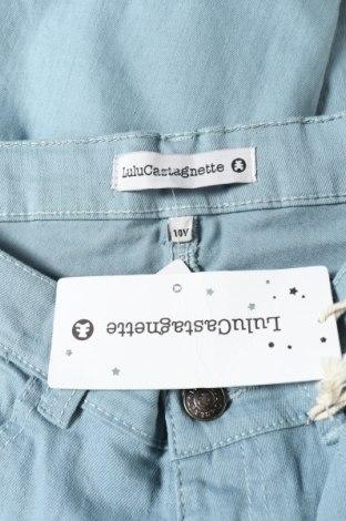 Παιδικά τζίν Lulu Castagnette, Μέγεθος 13-14y/ 164-168 εκ., Χρώμα Μπλέ, 98% βαμβάκι, 2% ελαστάνη, Τιμή 7,80€