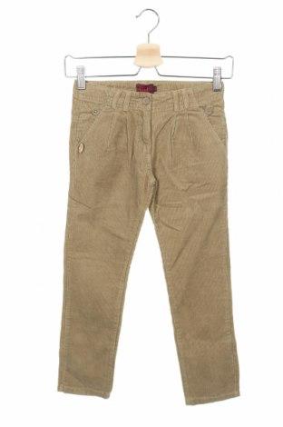 Παιδικό κοτλέ παντελόνι La Compagnie des Petits, Μέγεθος 8-9y/ 134-140 εκ., Χρώμα Καφέ, Βαμβάκι, Τιμή 6,93€
