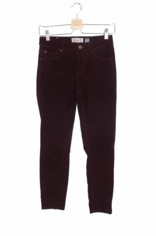 Παιδικό κοτλέ παντελόνι Garage, Μέγεθος 11-12y/ 152-158 εκ., Χρώμα Βιολετί, 98% βαμβάκι, 2% ελαστάνη, Τιμή 4,32€