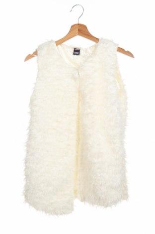 Παιδικό γιλέκο Y.F.K., Μέγεθος 10-11y/ 146-152 εκ., Χρώμα Λευκό, Πολυεστέρας, Τιμή 14,81€