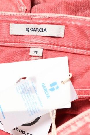Παιδικό κοντό παντελόνι Garcia, Μέγεθος 15-18y/ 170-176 εκ., Χρώμα Ρόζ , 97% βαμβάκι, 3% ελαστάνη, Τιμή 10,05€