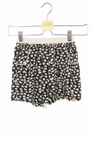 Παιδικό κοντό παντελόνι LuluCastagnette, Μέγεθος 5-6y/ 116-122 εκ., Χρώμα Μαύρο, 100% βισκόζη, Τιμή 7,84€