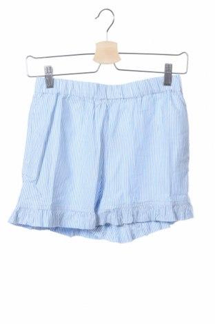 Dětské krátké kalhoty  Tommy Hilfiger, Velikost 13-14y/ 164-168 cm, Barva Modrá, 53% bavlna, 47% viskóza, Cena  380,00Kč