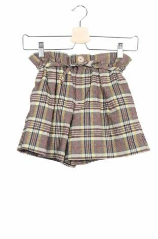 Παιδικό κοντό παντελόνι Zara Kids, Μέγεθος 7-8y/ 128-134 εκ., Χρώμα Πολύχρωμο, 71% βαμβάκι, 23% πολυεστέρας, 6% άλλα νήματα, Τιμή 13,53€
