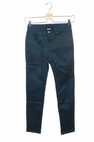 Παιδικό παντελόνι Karl Marc John, Μέγεθος 11-12y/ 152-158 εκ., Χρώμα Μπλέ, 97% βαμβάκι, 3% ελαστάνη, Τιμή 30,54€