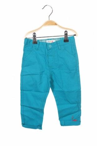 Παιδικό παντελόνι La Compagnie des Petits, Μέγεθος 18-24m/ 86-98 εκ., Χρώμα Μπλέ, Βαμβάκι, Τιμή 7,22€