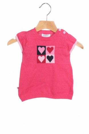 Παιδικό πουλόβερ Alphabet, Μέγεθος 3-6m/ 62-68 εκ., Χρώμα Ρόζ , Βαμβάκι, Τιμή 4,54€