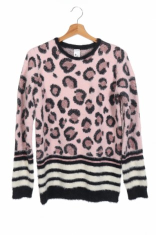 Παιδικό πουλόβερ Here+There, Μέγεθος 15-18y/ 170-176 εκ., Χρώμα Ρόζ , 50% πολυαμίδη, 44%ακρυλικό, 4% πολυεστέρας, 2% μεταλλικά νήματα, Τιμή 14,19€