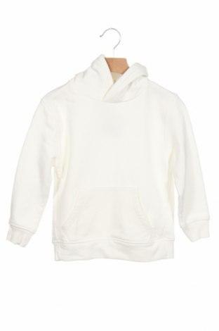 Παιδικό φούτερ Zara Kids, Μέγεθος 4-5y/ 110-116 εκ., Χρώμα Λευκό, 79% βαμβάκι, 21% πολυεστέρας, Τιμή 10,76€