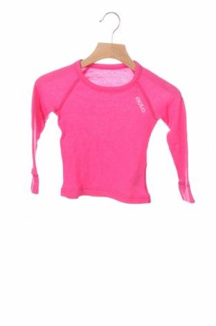 Παιδικά εσώρουχα Odlo, Μέγεθος 12-18m/ 80-86 εκ., Χρώμα Ρόζ , Πολυεστέρας, Τιμή 11,34€