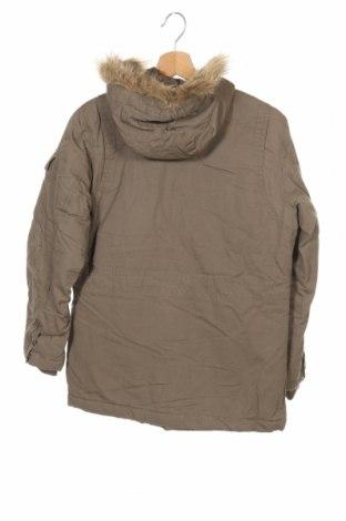 Παιδικό μπουφάν, Μέγεθος 11-12y/ 152-158 εκ., Χρώμα Καφέ, Πολυεστέρας, Τιμή 30,54€