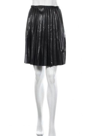 Δερμάτινη φούστα Alcott, Μέγεθος L, Χρώμα Μαύρο, Δερματίνη, Τιμή 11,37€
