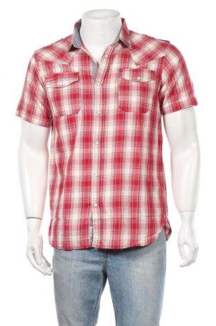 Ανδρικό πουκάμισο Best Mountain, Μέγεθος XL, Χρώμα Πολύχρωμο, Τιμή 9,48€