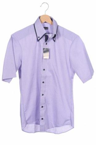 Мъжка риза Bruno Banani, Размер XS, Цвят Лилав, Памук, Цена 14,75лв.