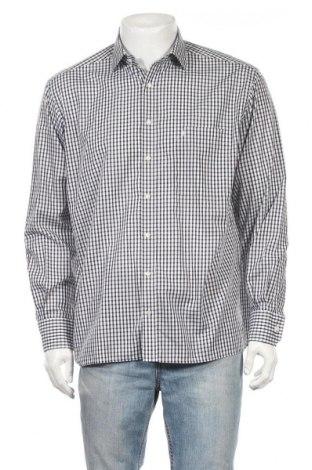Мъжка риза Eterna, Размер L, Цвят Бял, Памук, Цена 6,43лв.