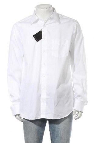 Ανδρικό πουκάμισο Walbusch, Μέγεθος XL, Χρώμα Λευκό, Βαμβάκι, Τιμή 23,97€