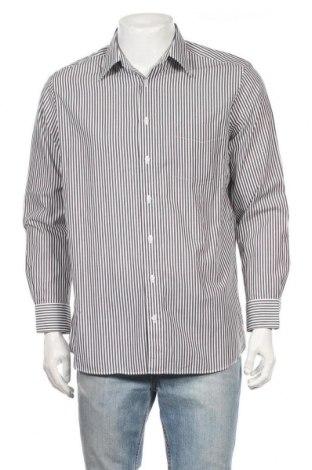 Ανδρικό πουκάμισο Walbusch, Μέγεθος M, Χρώμα Λευκό, Βαμβάκι, Τιμή 7,18€