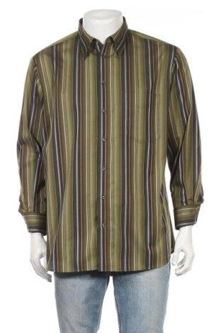 Ανδρικό πουκάμισο Walbusch, Μέγεθος L, Χρώμα Πράσινο, Βαμβάκι, Τιμή 7,01€