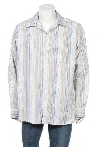 Ανδρικό πουκάμισο Walbusch, Μέγεθος XL, Χρώμα Πολύχρωμο, Βαμβάκι, Τιμή 6,07€