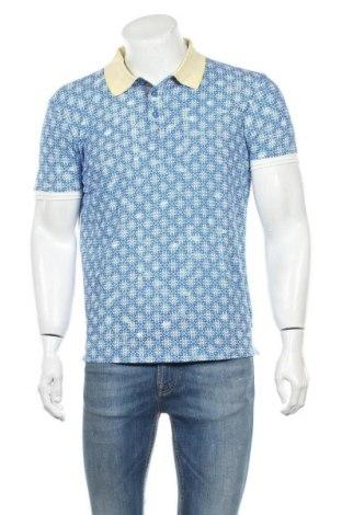Ανδρικό t-shirt Alcott, Μέγεθος S, Χρώμα Μπλέ, Βαμβάκι, Τιμή 10,72€