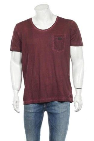 Pánské tričko  Diesel, Velikost L, Barva Červená, Bavlna, Cena  402,00Kč