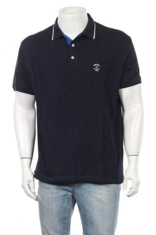 Мъжка тениска Sir Raymond Tailor, Размер XL, Цвят Син, Памук, Цена 43,45лв.