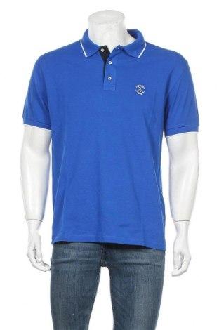Мъжка тениска Sir Raymond Tailor, Размер L, Цвят Син, Памук, Цена 43,45лв.