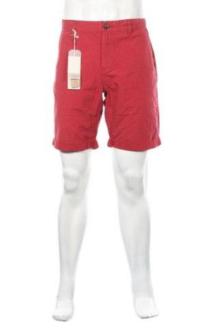 Ανδρικό κοντό παντελόνι Kaporal, Μέγεθος L, Χρώμα Κόκκινο, Βαμβάκι, Τιμή 25,24€