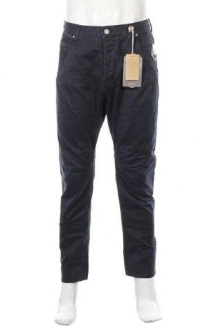Ανδρικό παντελόνι Alcott, Μέγεθος L, Χρώμα Μπλέ, Βαμβάκι, Τιμή 20,10€