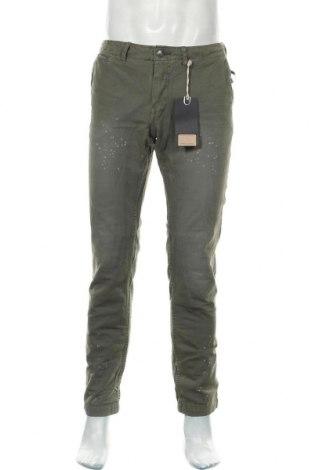 Ανδρικό παντελόνι Alcott, Μέγεθος L, Χρώμα Πράσινο, Βαμβάκι, Τιμή 13,68€
