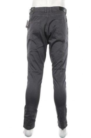 Ανδρικό παντελόνι Alcott, Μέγεθος L, Χρώμα Γκρί, 97% βαμβάκι, 3% ελαστάνη, Τιμή 20,10€