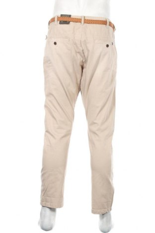 Ανδρικό παντελόνι Alcott, Μέγεθος L, Χρώμα  Μπέζ, Βαμβάκι, Τιμή 20,10€