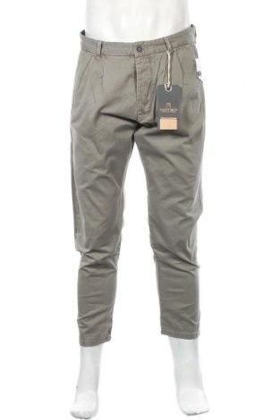 Ανδρικό παντελόνι Alcott, Μέγεθος M, Χρώμα Γκρί, Βαμβάκι, Τιμή 12,06€