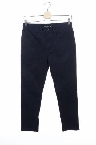 Ανδρικό παντελόνι Element, Μέγεθος XS, Χρώμα Μπλέ, 98% βαμβάκι, 2% ελαστάνη, Τιμή 5,46€