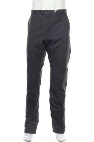 Мъжки панталон Jeep, Размер L, Цвят Син, Памук, Цена 30,02лв.