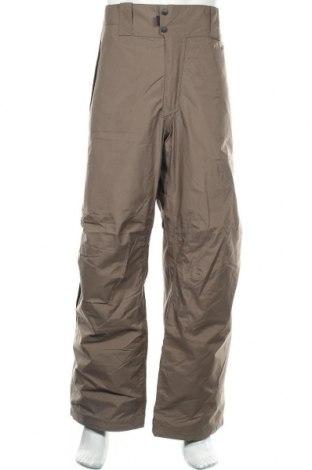 Pánské kalhoty pro zimní sporty  Nike, Velikost XL, Barva Hnědá, 100% polyamide, Cena  572,00Kč
