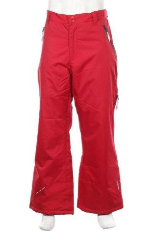 Мъжки панталон за зимни спортове Ultrasport, Размер XL, Цвят Червен, Полиамид, Цена 44,64лв.