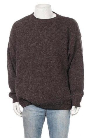 Ανδρικό πουλόβερ Gin Tonic, Μέγεθος XL, Χρώμα Καφέ, 70% πολυακρυλικό, 30% μαλλί, Τιμή 13,64€