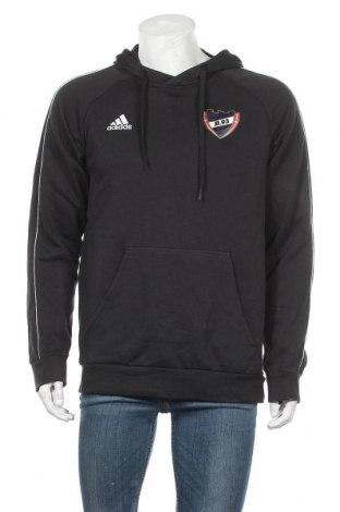 Ανδρικό φούτερ Adidas, Μέγεθος L, Χρώμα Μαύρο, 70% βαμβάκι, 30% πολυεστέρας, Τιμή 34,68€