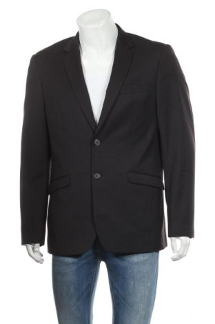 Мъжко сако Moods Of Norway, Размер XL, Цвят Черен, Вълна, Цена 31,90лв.