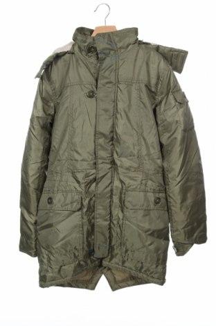 Мъжко яке, Размер S, Цвят Зелен, Полиестер, Цена 14,81лв.